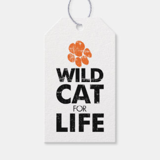 LGHS Wildcat for Life Gift Tags