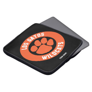 LGHS Wildcats Laptop Sleeve 15in ADD YOUR NAME!