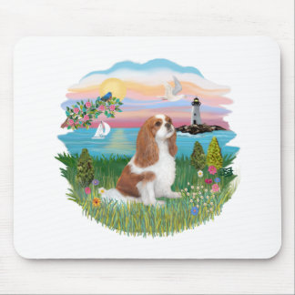 Lghthouse - Cavalier (BL-F) Mouse Pad