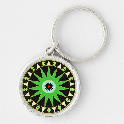 LGM Cosmic Keychain