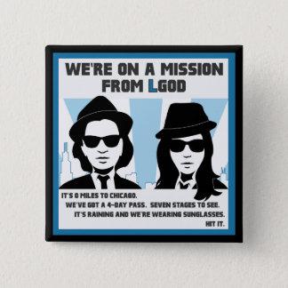 LGOD 2018 Mission Button