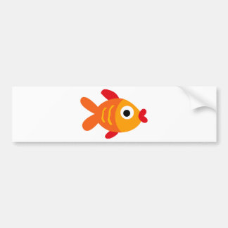 LGoldfishP3 Pegatina Para Auto