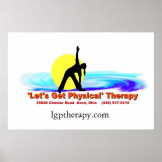 lgptherapy.com LOGO POSTER