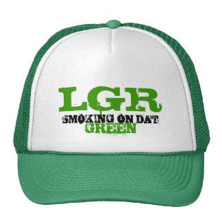 LGR GREENS Hat