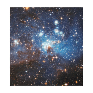 LH95 Stellar Nursery Canvas Print