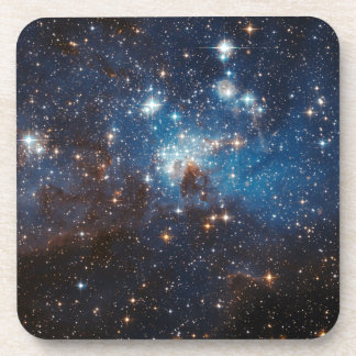 LH95 Stellar Nursery Drink Coasters