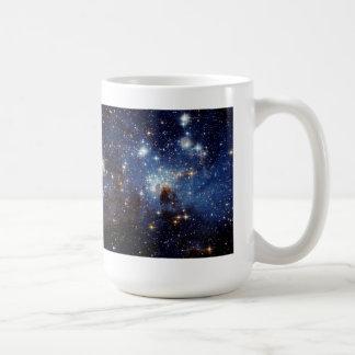 LH95 stellar nursery in the Large Magellanic Cloud Coffee Mug