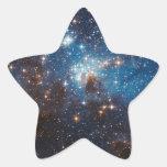LH95 Stellar Nursery Star Sticker