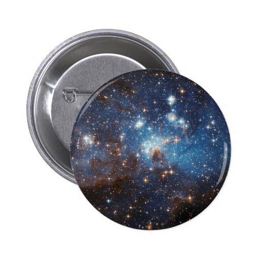 LH 95 en la nube de Magellanic grande Pins