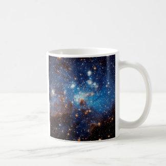 LH 95 Star Forming Region - Hubble Space Photo Coffee Mug