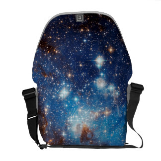 LH 95 Star Forming Region - Hubble Space Photo Courier Bag