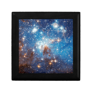 LH 95 Star Forming Region - Hubble Space Photo Jewelry Box
