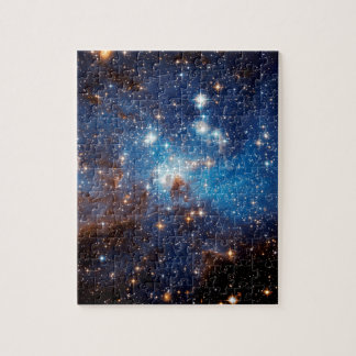 LH 95 Star Forming Region - Hubble Space Photo Jigsaw Puzzle