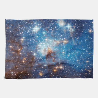 LH 95 Star Forming Region - Hubble Space Photo Towel