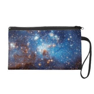 LH 95 Star Forming Region - Hubble Space Photo Wristlet