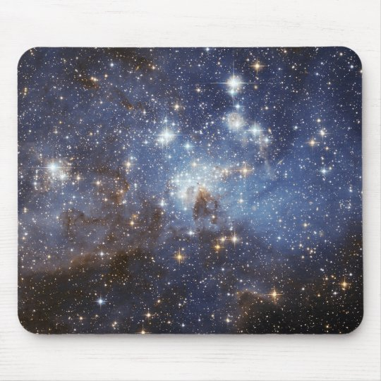 LH 95 Star forming region NASA Mouse Pad