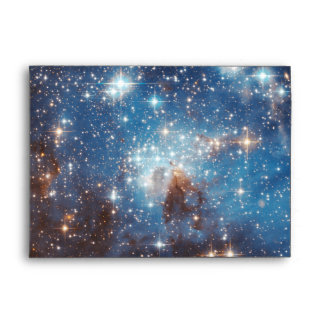 LH 95 stellar nursery space photography Envelope