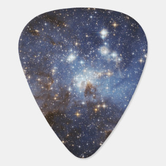 LH 95 stellar nursery space photography Guitar Pick