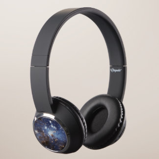 LH 95 stellar nursery space photography Headphones