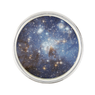 LH 95 stellar nursery space photography Pin