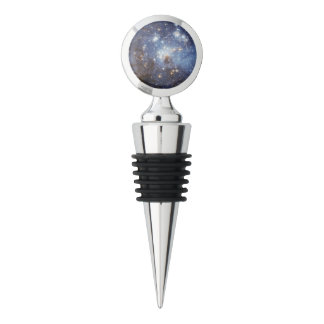 LH 95 stellar nursery space photography Wine Stopper