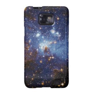 LH estelar 95 del cuarto de niños de la formación Samsung Galaxy SII Carcasas