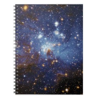 LH estelar 95 del cuarto de niños de la formación Cuaderno