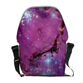 LHA 120-N11 Star Formation Hubble Space Photo Courier Bag