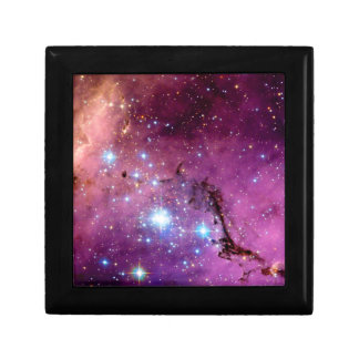 LHA 120-N11 Star Formation Hubble Space Photo Jewelry Box