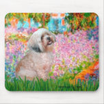Lhasa Apso 20 - Garden Mouse Pads
