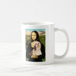 Lhasa Apso 4 - Mona Lisa Coffee Mug
