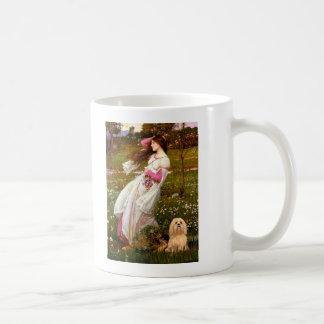 Lhasa Apso 9 - WIndflowers Mug