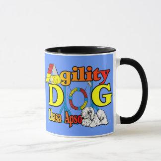 Lhasa Apso Agility Gifts Mug
