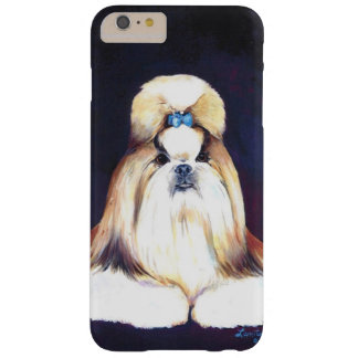Lhasa Apso Barely There iPhone 6 Plus Case