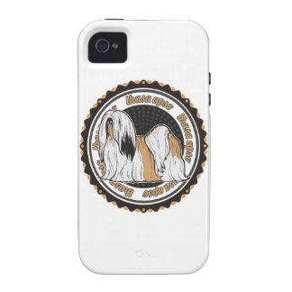 Lhasa Apso iPhone 4 Cases