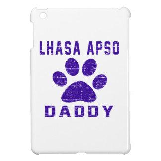 Lhasa Apso Daddy Gifts Designs iPad Mini Case
