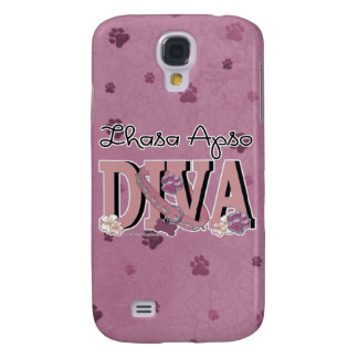 Lhasa Apso DIVA Samsung Galaxy S4 Cover
