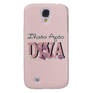 Lhasa Apso DIVA Samsung Galaxy S4 Covers