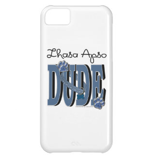 Lhasa Apso DUDE Cover For iPhone 5C