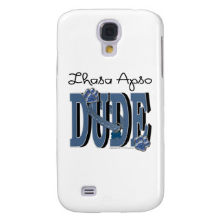 Lhasa Apso DUDE Galaxy S4 Covers