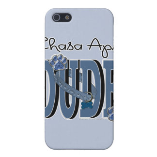 Lhasa Apso DUDE iPhone 5 Cover