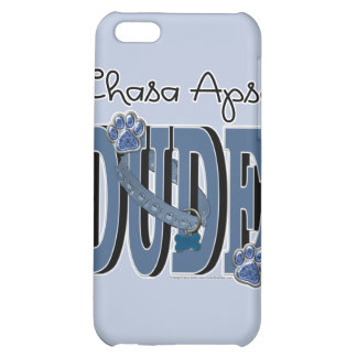Lhasa Apso DUDE iPhone 5C Covers
