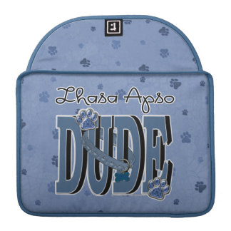 Lhasa Apso DUDE Sleeve For MacBooks