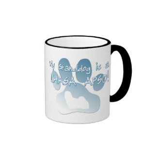 Lhasa Apso Granddog Mug