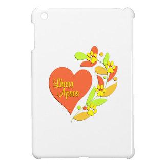 Lhasa Apso Heart Case For The iPad Mini