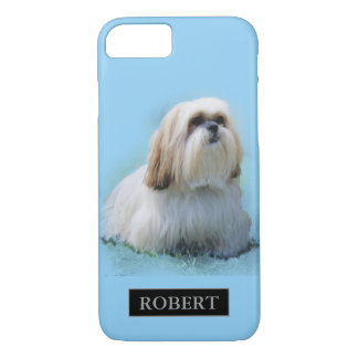 Lhasa Apso iPhone 7 Case