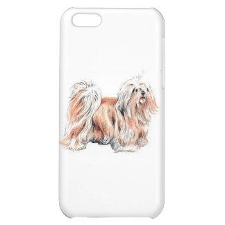 Lhasa Apso iPhone 5C Covers