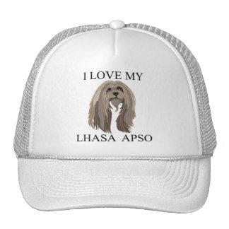 LHASA APSO Love! Trucker Hat