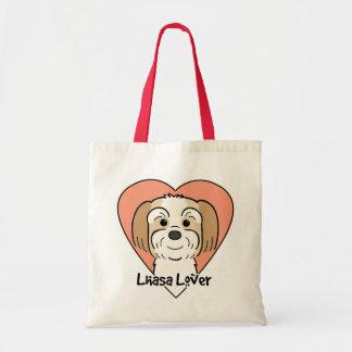 Lhasa Apso Lover Tote Bag