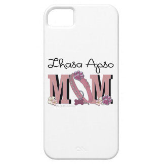 Lhasa Apso MOM iPhone 5 Cover